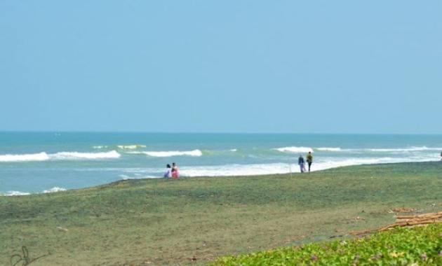 22 Tempat Wisata Purworejo Keren Tanahair Pantai Jatimalang Pasir Puncu