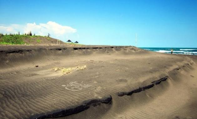 22 Tempat Wisata Purworejo Keren Tanahair Pantai Ketawang Pasir Puncu
