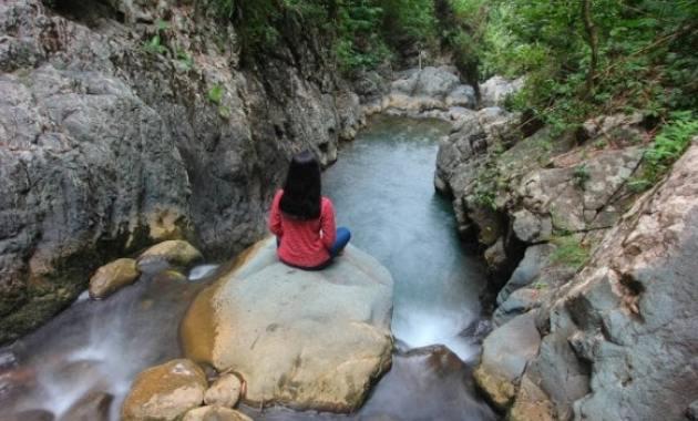 22 Tempat Wisata Purworejo Keren Tanahair Sungai Kedung Lesung Pantai
