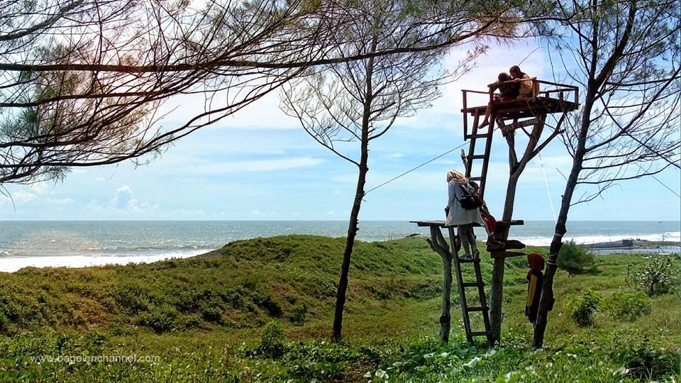 6 Wisata Pantai Terindah Purworejo Travel Story Indonesia Lokasi Tepatnya