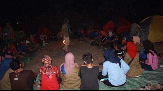 Camping Fun Mapasuri Purworejo Pantai Puncu Indah Pasir Kab