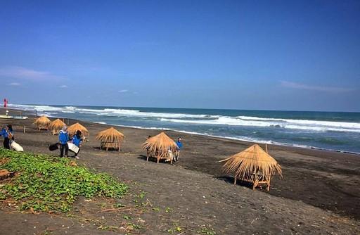 Keindahan Pantai Jatimalang Purworejo Jawa Tengah Pasir Puncu Kab