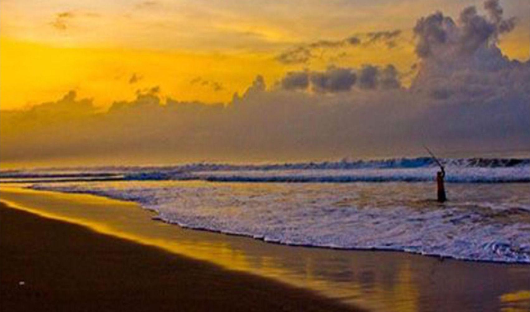 Purworejo Berirama Home Slider Pantai Pasir Puncu Kab