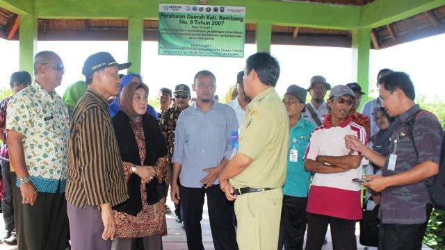 Jembatan Mangrove Pasar Banggi Butuh Jalan Warta Dprd Jawa Tengah