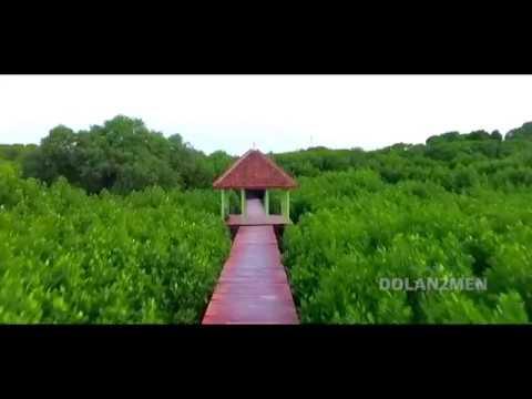 Jembatan Merah Rembang Hutan Mangrove Dolan2men Youtube Pasar Banggi Kab