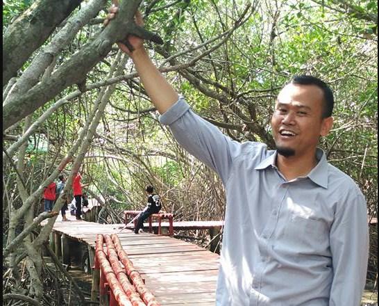 Mangrove Tracking Pasarbangi Rembang Contoh Sukses Ekowisata Awalnya Hutan Dikembangkan