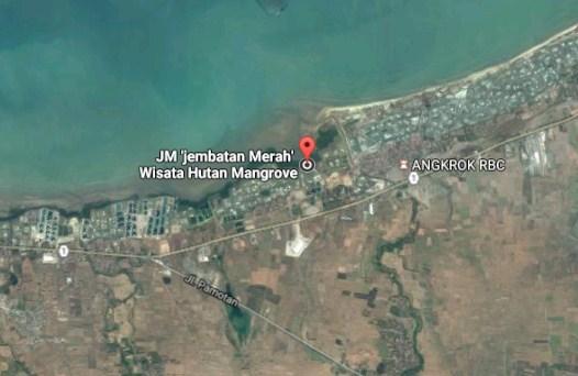 Pesona Keindahan Wisata Taman Mangrove Pasar Banggi Rembang Jawa Demikianlah