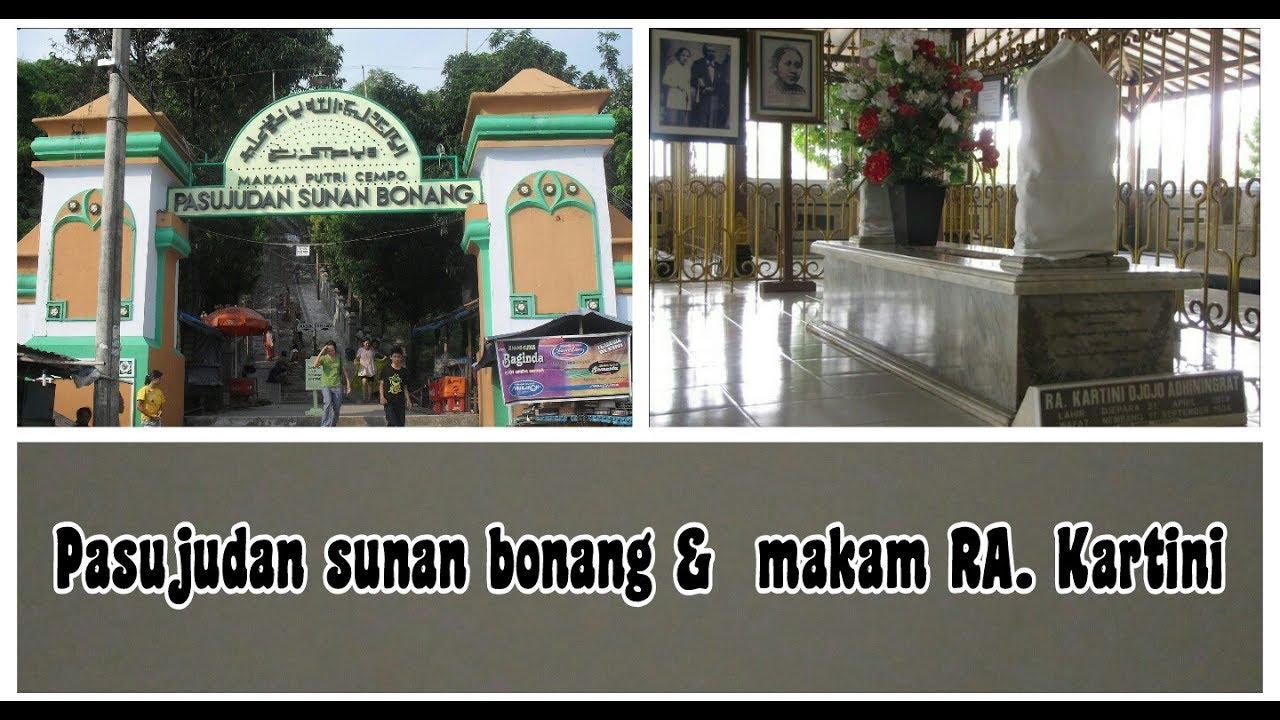2 Tempat Wisata Religi Kota Rembang Pasujudan Sunan Bonang Makam