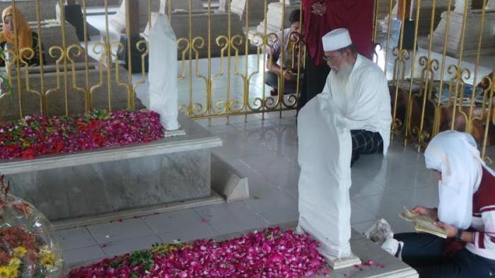 Foto Terkini Makam Ra Kartini Rembang Tribun Jateng Raden Ajeng
