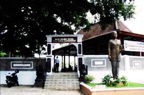 Jalan Ziarah Makam Ra Kartini Mantingan Rembang Gambar Lokasi Pintu