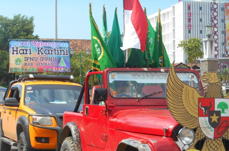 Ketua Ipnu Rembang Meski Bangsawan Kartini Enggan Dipanggil Raden Ajeng