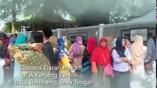 Makam Kartini Ra Ajeng Rembang Jawa Tengah Semoga Mendapat Berkahnya