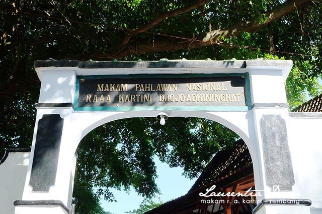 Makam Pahlawan Nasional Kartini Djojo Adhiningrat Rembang Ketika Kudus Engga