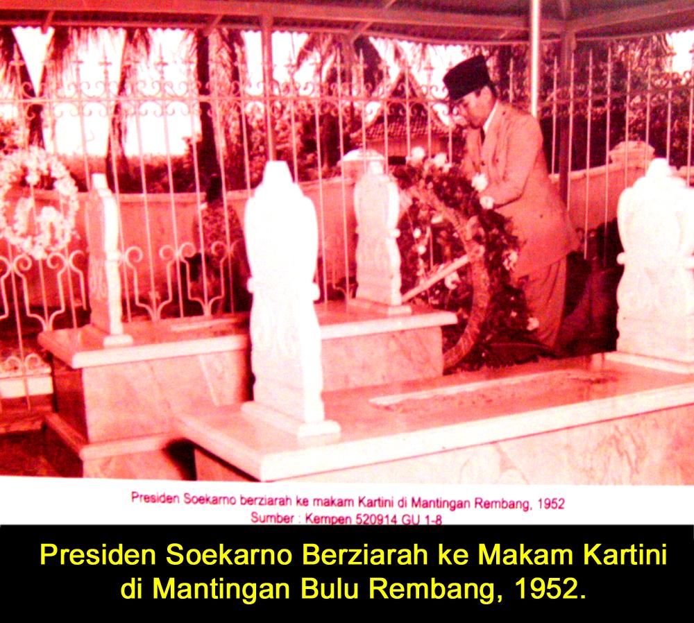 Rembang Post Obyek Wisata Utama 5 Makam Kartini Setelah Wafat