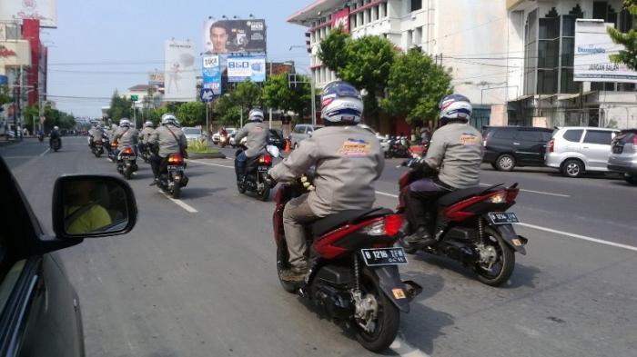 Tim Touring Yamaha Mampir Berziarah Makam Ra Kartini Tribunnews Raden