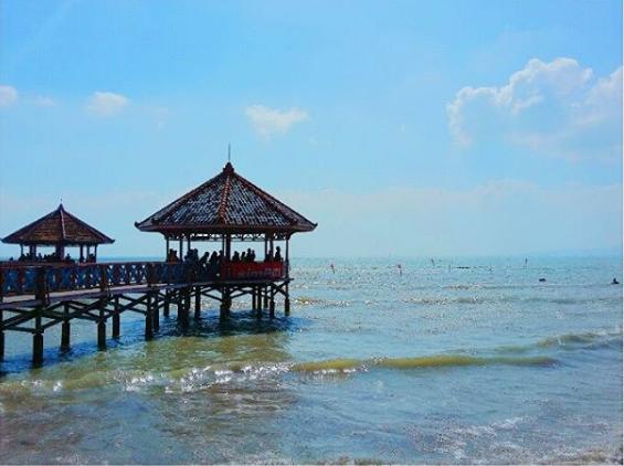 10 Tempat Wisata Rembang Terbaru Terpopuler Pantai Dampo Awang Binangun