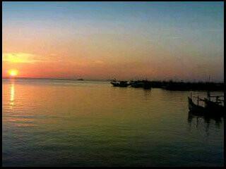 12 Tempat Wisata Kabupaten Rembang Layak Dikunjungi Pantai Binangun Indah
