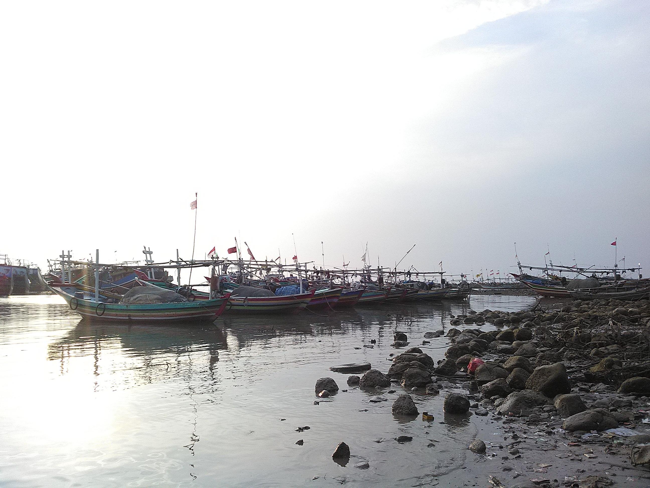 Cantiknya Laut Jawa Watu Layar Warta Rembang Komunitas Nelayan Potensi