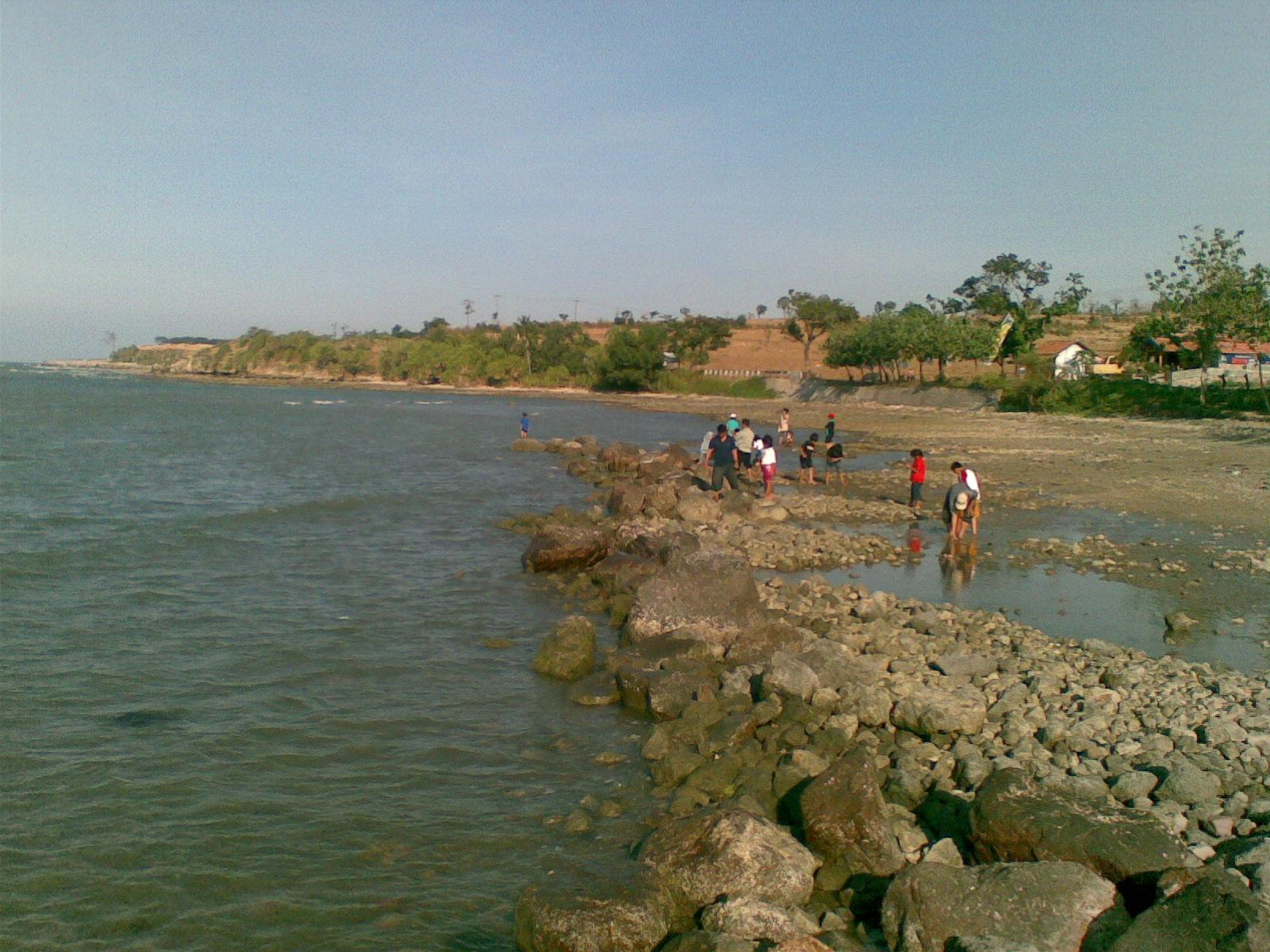 Future Inspiration Life Pesona Wisata Rembang Visit Pantai Sluke Binangun