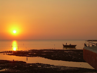Mhoer El Ahmad Pantai Bonang Binangun Indah Terletak Jalur Pantura