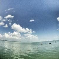 Pantai Binangun Lasem Jawa Tengah Foto Diambil Oleh Brizki 7