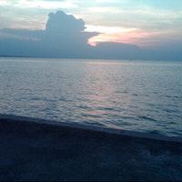 Pantai Binangun Lasem Jawa Tengah Foto Diambil Oleh Kak Idris