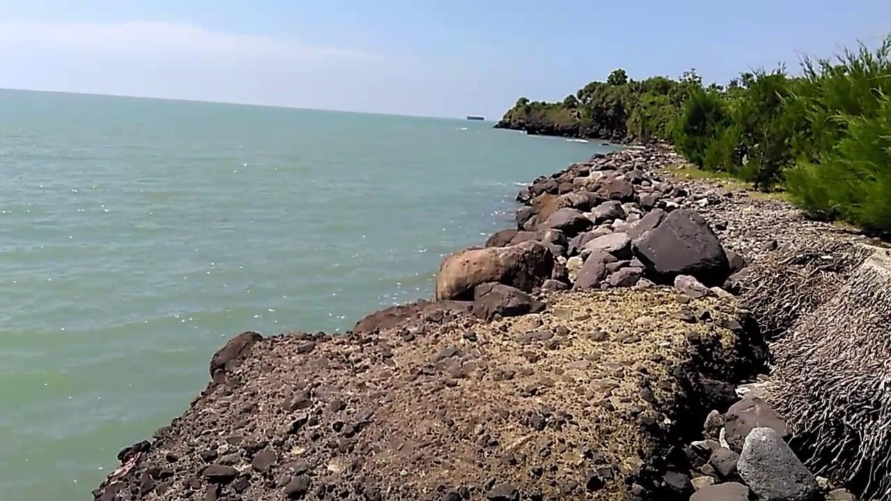 Pantai Sluke Wisata Lasem Rembang Hits Youtube Binangun Indah Kab