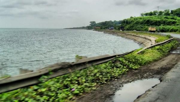 Pesona Keindahan Wisata Pantai Binangun Lasem Rembang Jawa Tengah Indah
