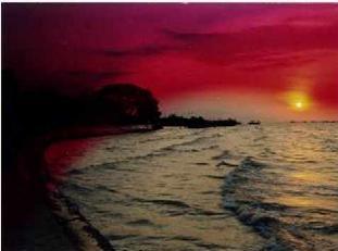 Wisata Bahari Pantai Binangun Indah Berita Rembang Kota Pbi Terletak