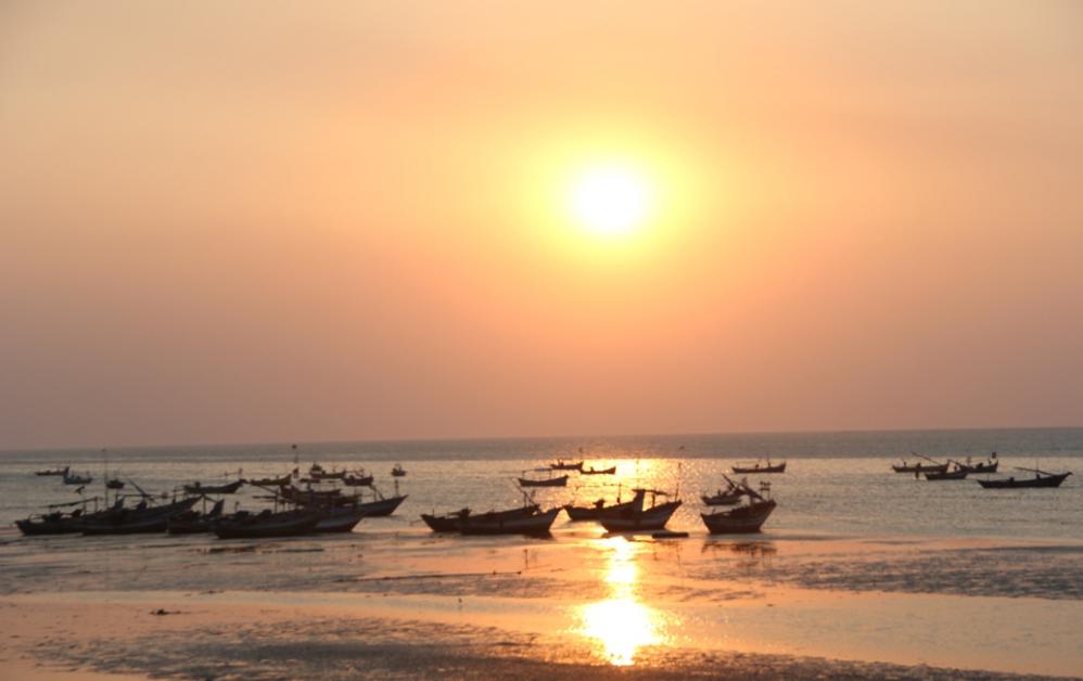 Yuk Tengok Indahan Pantai Binangun Indah Lasem Rembang Kab