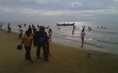 1332518p Jpg Pantai Caruban Lasem Aset Wisata Rembang Kab