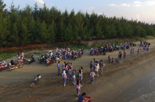 7 Wisata Pantai Kabupaten Rembang Info Berita Terkini Terletak Kecamatan