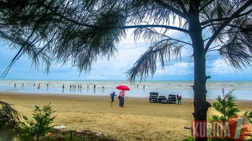 Caruban Wongpati Image Pantai Lasem Kab Rembang