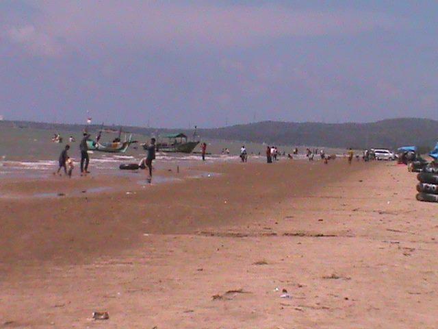 Foto Pesona Pantai Caruban Lasem Gambar 105 Indah Kab Rembang