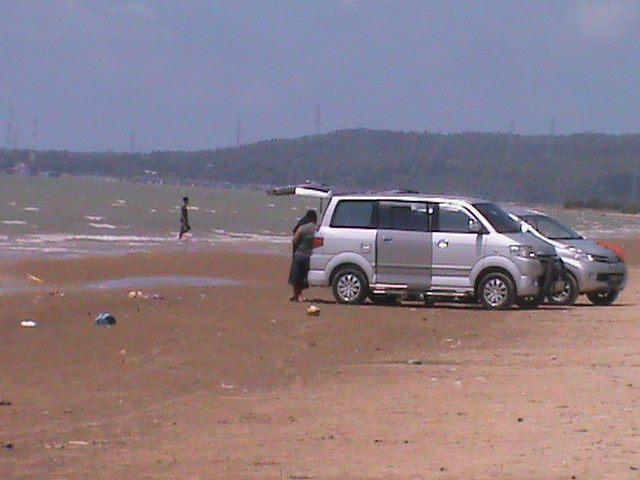 Foto Pesona Pantai Caruban Lasem Gambar Beach 3 Kab Rembang