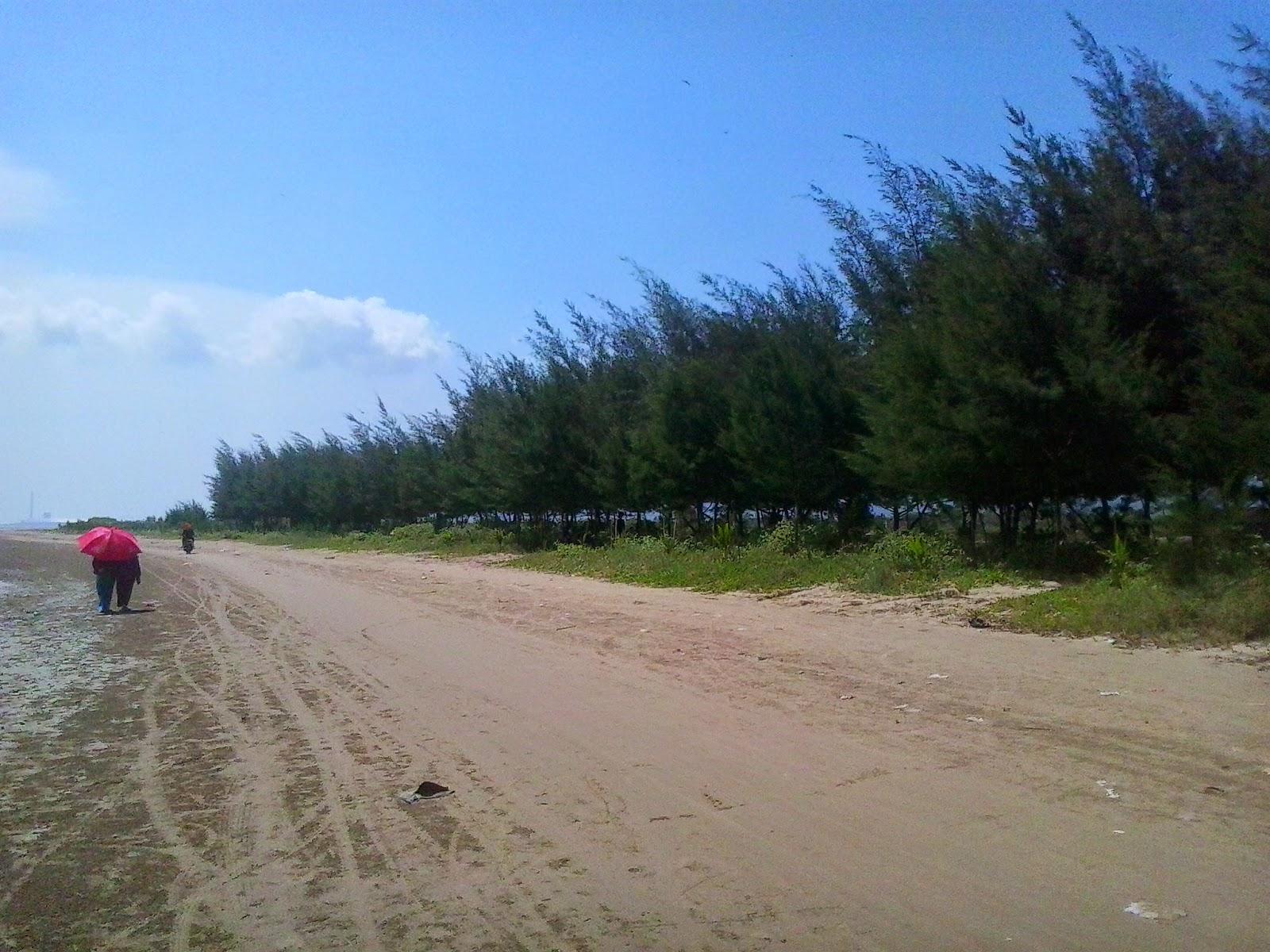 Pantai Caruban Kejauhan Merapat Mengunjungi Tempat Wisata Lasem Gedongmulyo Rembang