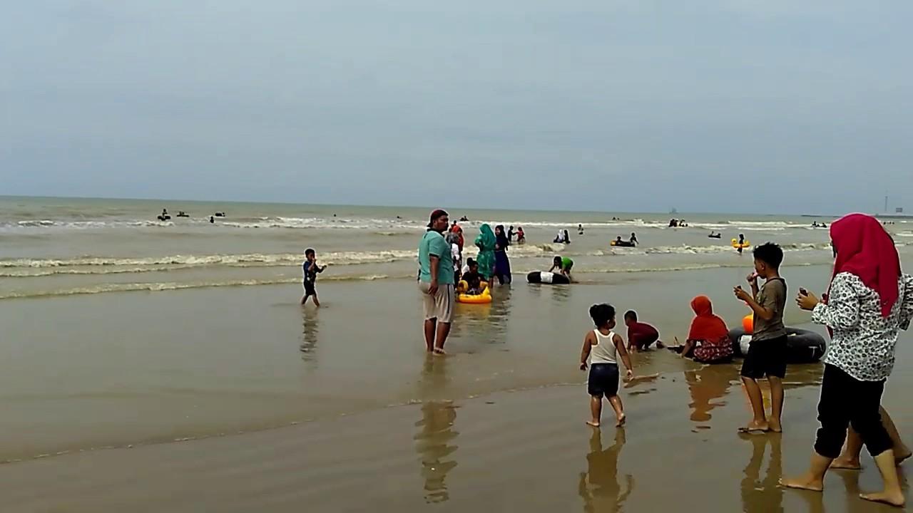 Pantai Caruban Lasem Indah Pasir Putih Rembang Kab