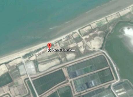 Pesona Keindahan Wisata Pantai Caruban Lasem Gedongmulyo Rembang Demikianlah Sedikit