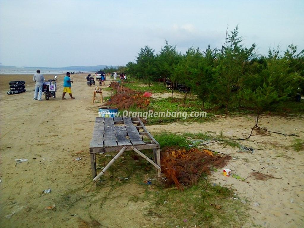 Wisata Pantai Caruban Kab Rembang Gambarmugo Lasem