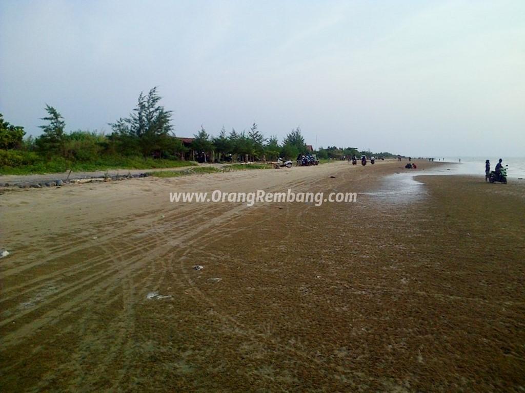 Wisata Pantai Caruban Kab Rembang Lasem