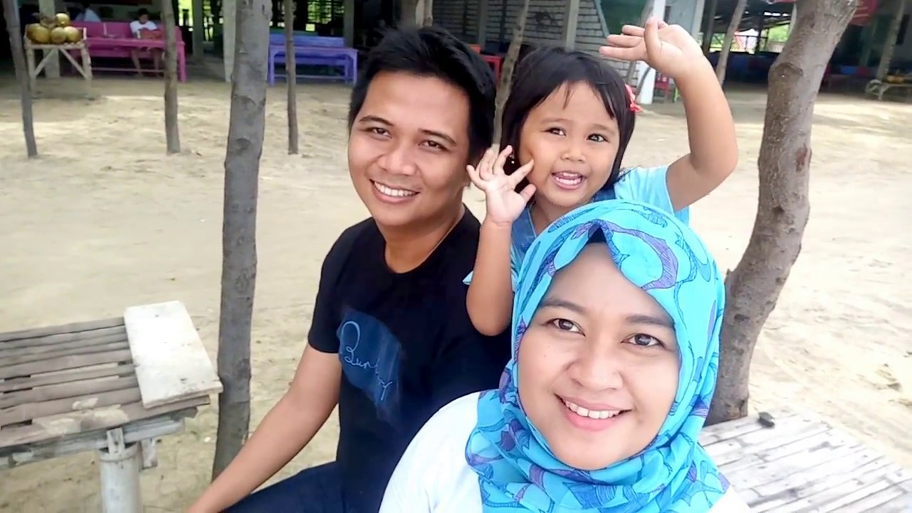 Wisata Pantai Caruban Lasem Rembang Jawa Tengah Youtube Kab