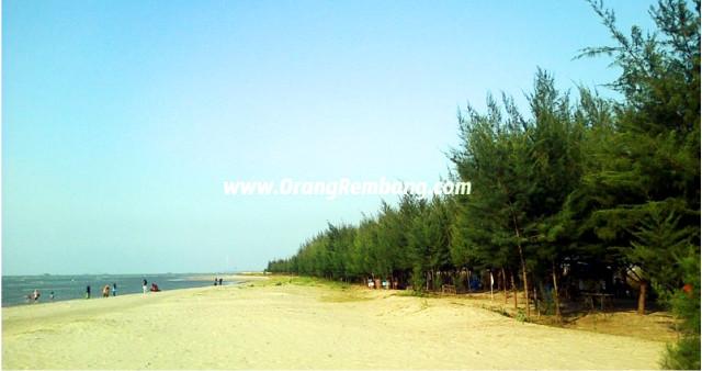 Wisata Pantai Karang Jahe Kab Rembang Jpg Caruban Lasem