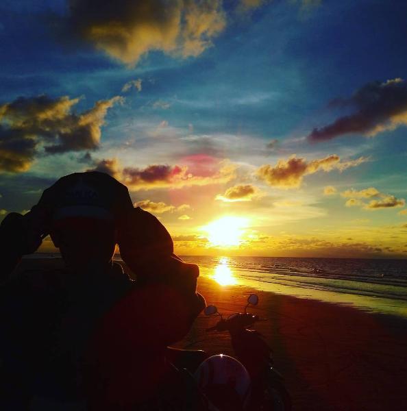 10 Tempat Wisata Rembang Terbaru Terpopuler Pantai Caruban Jatisari Kab
