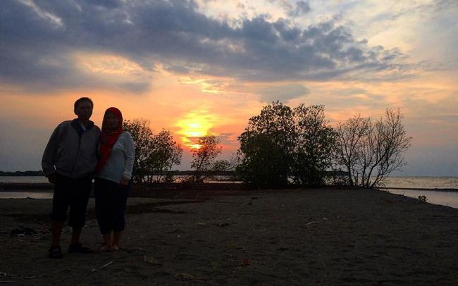 2 Lokasi Pantai Jatisari Sluke Rembang Banyuwangi Hits Jam Buka