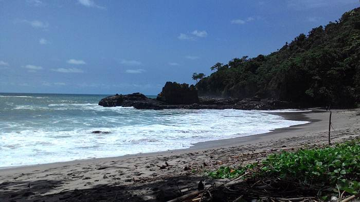 2 Lokasi Pantai Jatisari Sluke Rembang Banyuwangi Hits Rute Jalan