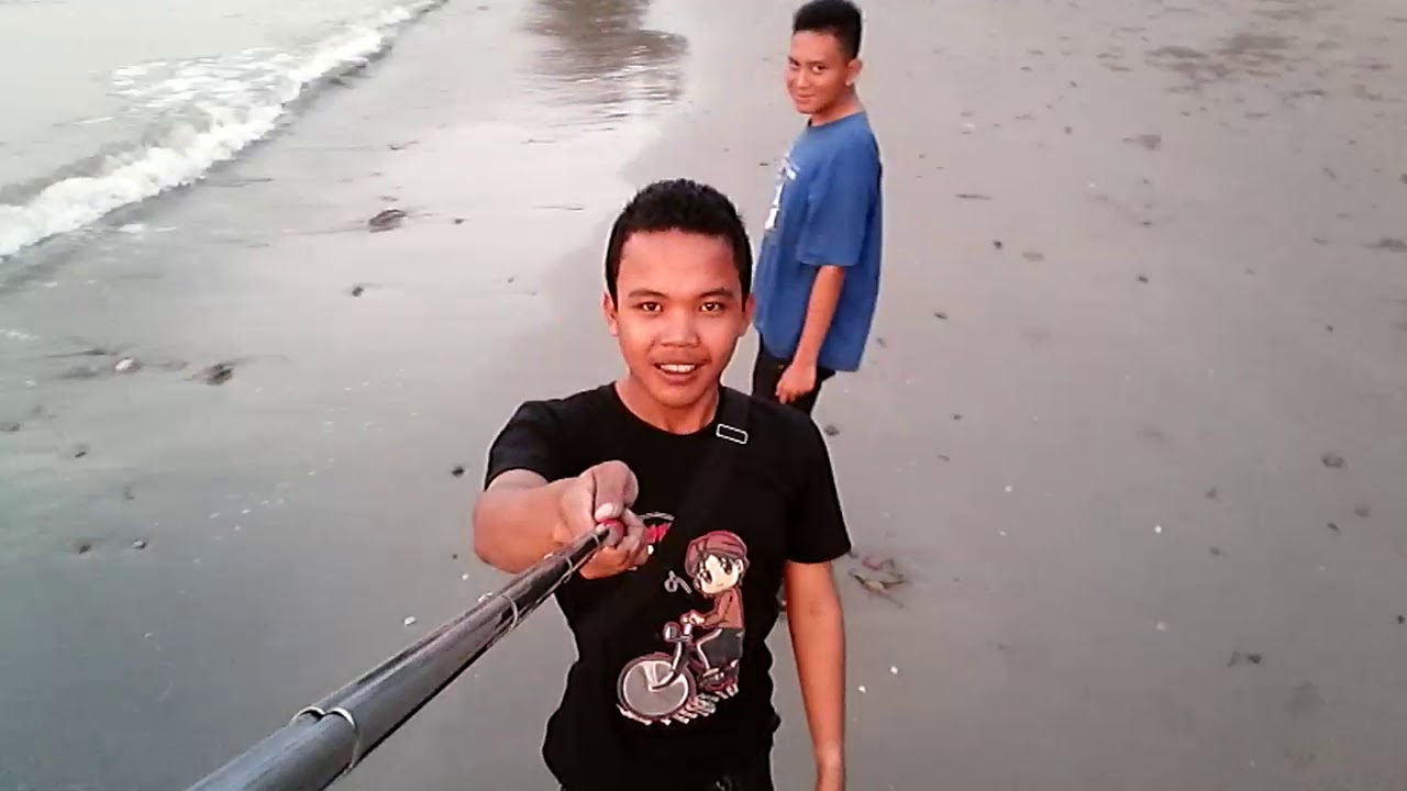 Indah Pantai Jatisari Sluke Rembang Jawa Tengah Youtube Kab
