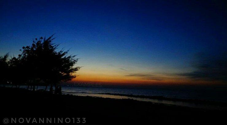 Inilah Liburan Wisata Pantai Jatisari Sluke Rembang Nge Wp Image