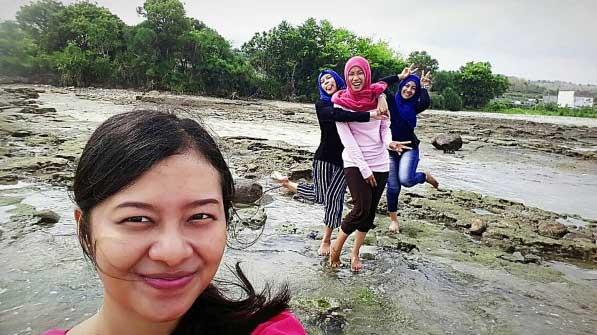 Pantai Jatisari Rembang Mytrip123 Kab