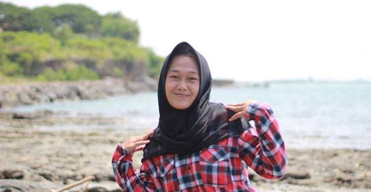 Pantai Jatisari Singgahi Kab Rembang