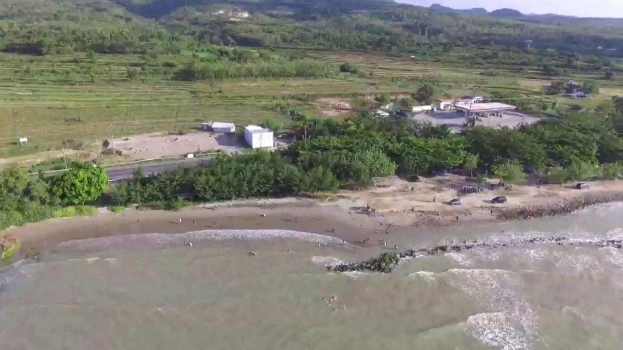 Pantai Jatisari Sluke Rembang Youtube Kab